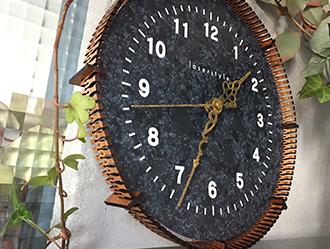 NATURALシリーズ時計2