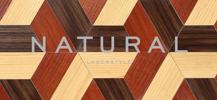 二層板「Naturalシリーズ」
