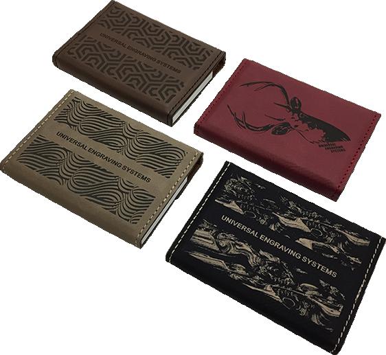 シンセティックレザー カードケース