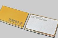 メタルカードケース