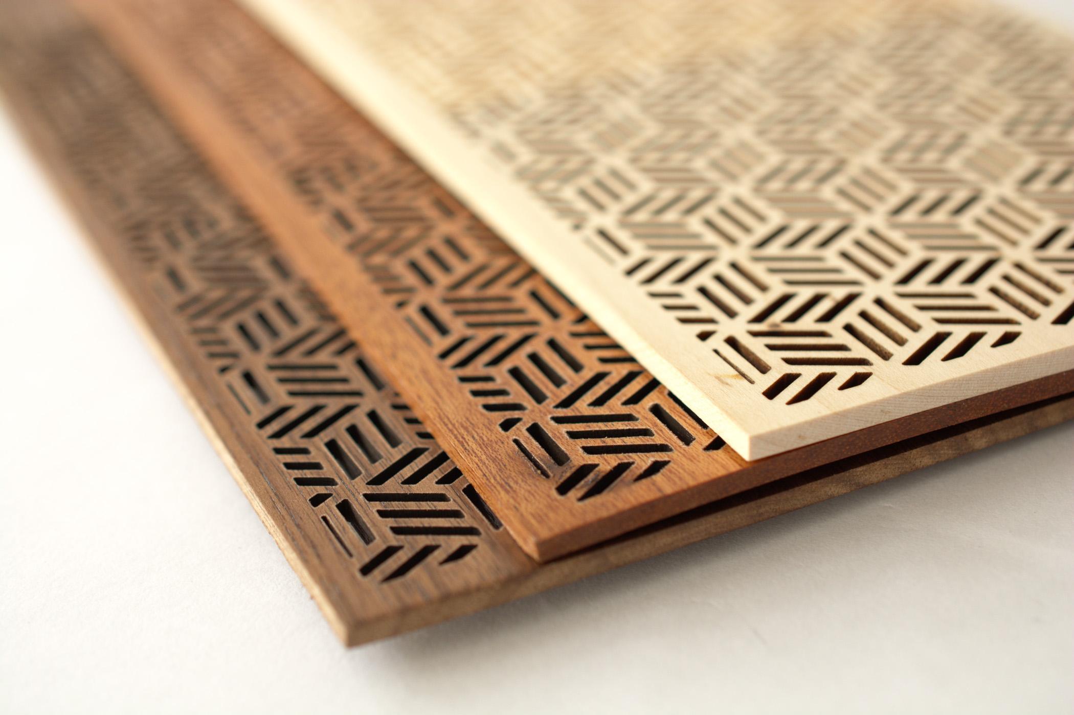 レーザー用木板材8